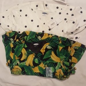 NWT🛍OLD NAVY🛍TODDLER TOPS🛍